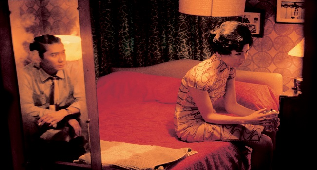 Wong Kar Wai - In the Mood for Love