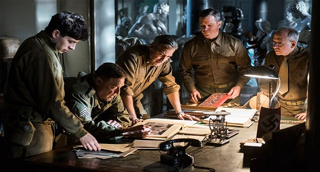 The Monuments Men 1