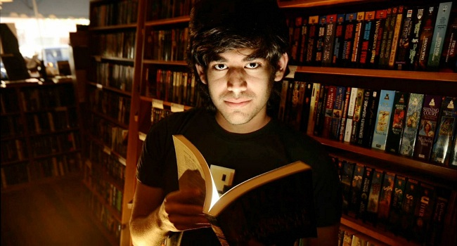 The Internet's Own Boy Aaron Swartz