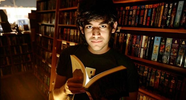 The Internet's Own Boy Aaron Swartz