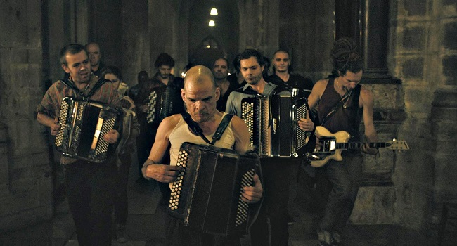 Leos Carax-Holy Motors