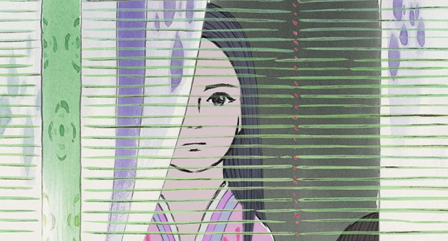 TIFF-The Tales of The Princess Kaguya
