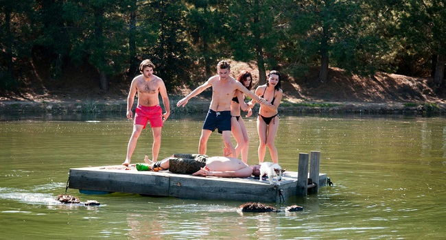 After Dark - Zombeavers