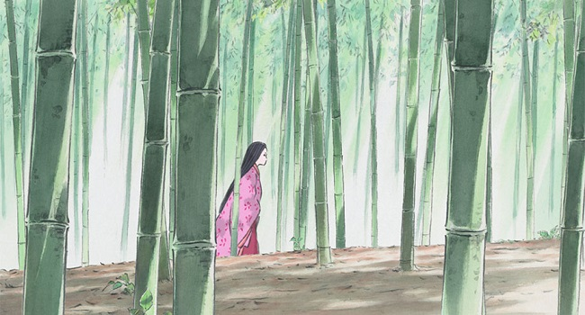 TIFF-The Tales of The Princess Kaguya 2