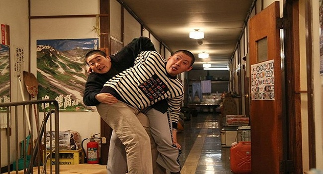 Reel Asian -Fuku-chan of Fukufuku Flats
