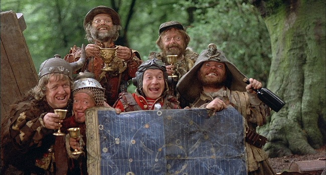 Gilliam-Time Bandits