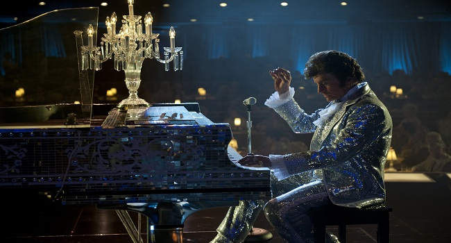 Soderbergh - behind the candelabra