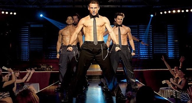 Soderbergh - Magic Mike