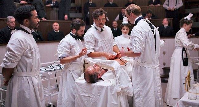Soderbergh + The Knick