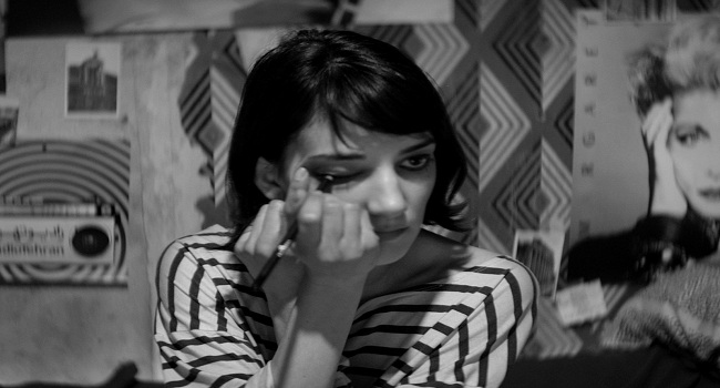 A Girl Walks Home Alone at Night1