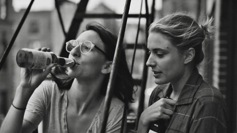 Baumbach - Frances Ha