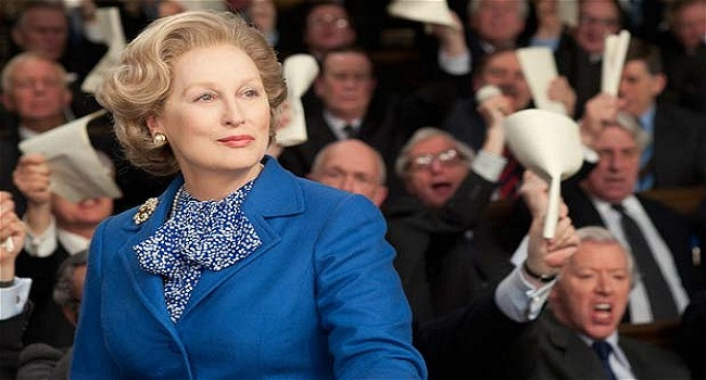 Streep-Iron Lady