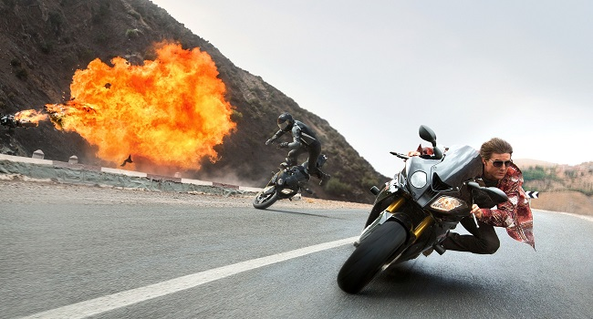 Mission Impossible Rogue Nation - Tom Cruise