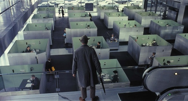Jacques Tati-Playtime