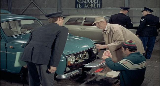 Jacques Tati-Trafic
