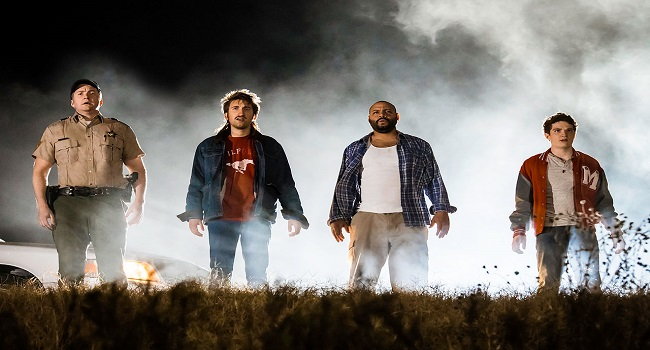TAD-lazer team