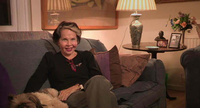 Leslie Caron The Reluctant Star