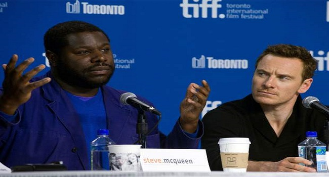 12 Years a Slave TIFF Press Conference
