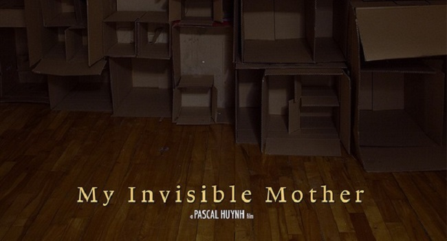 my invisible mother