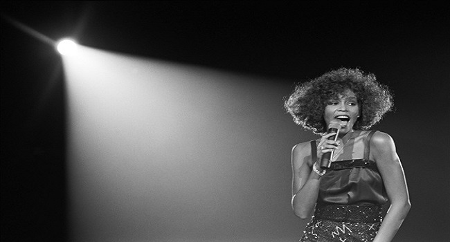 WHITNEY-CAN I BE ME