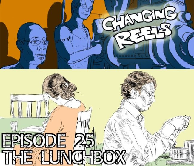 Changing Reels - The Lunchbox