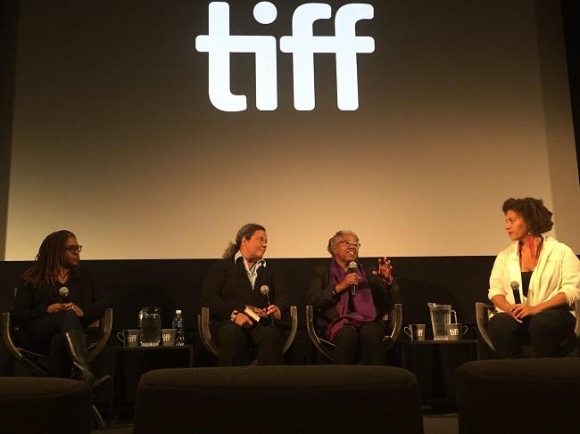 Black Star Q&A - Nadine Valcin, Martine Chartrand, Sylvia Hamilton