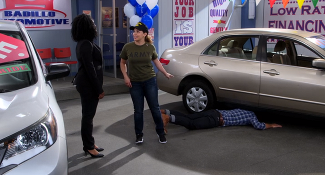 One Day at a Time S1 Ep 6 - The Death of Mrs. Resnick