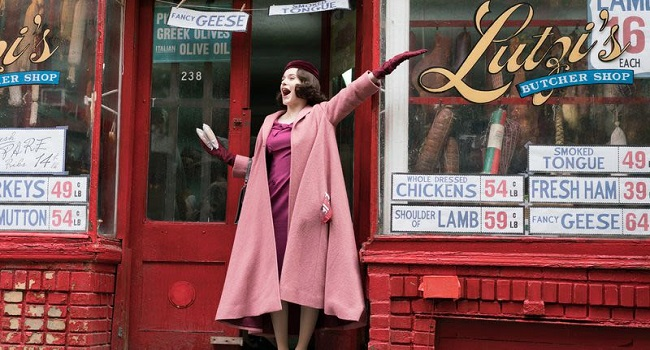 The Marvelous Mrs. Maisel S1 Ep 1 - Pilot