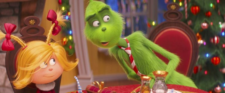 Dr. Seuss The Grinch 2018
