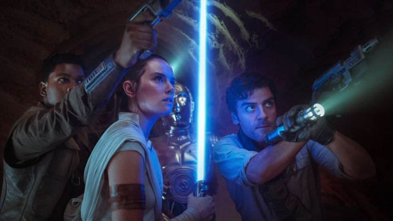 The Rise of Skywalker Blu-ray