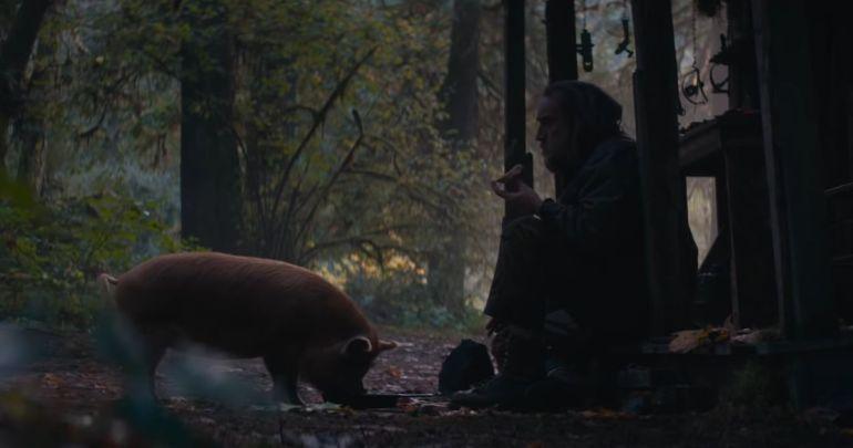 Pig - Nicolas Cage